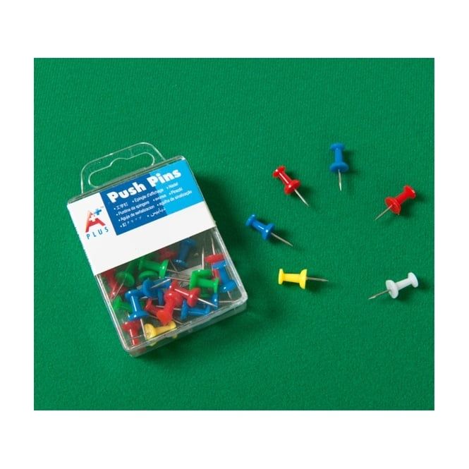 Push Pins Pack of 25