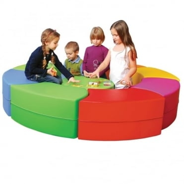 Snake Seat Set - Classroom Soft Seating