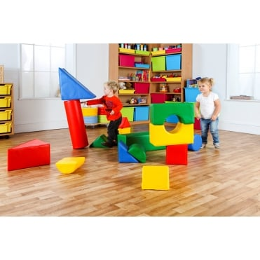 Softplay Activity Set 1 - 16 Piece