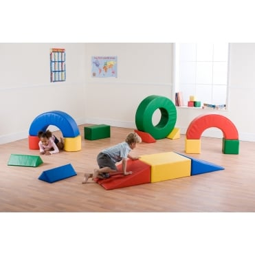 Softplay Activity Set 4 - 15 Piece