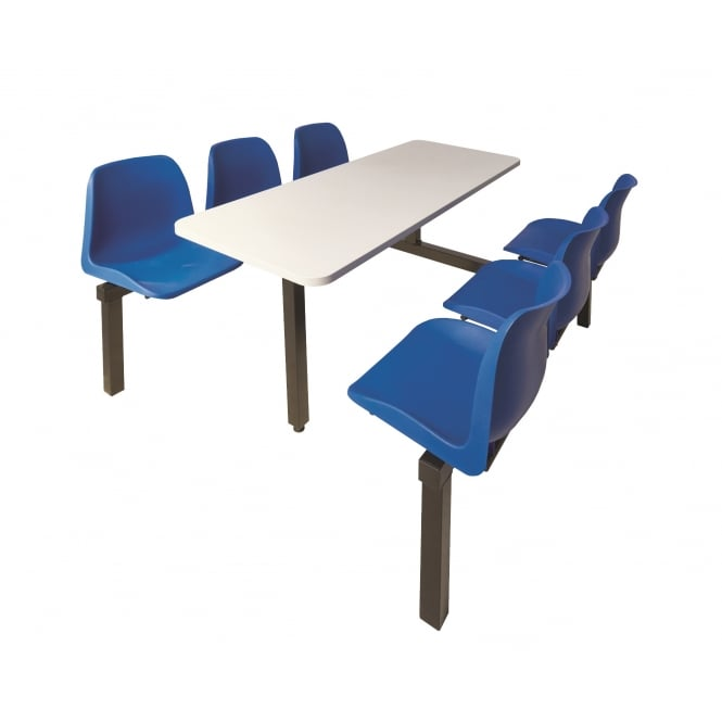 Standard 6 Seater Canteen Furniture Set