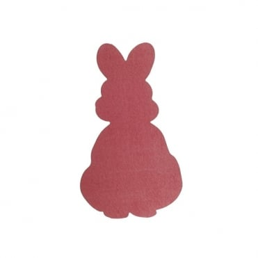 Sundeala Bunny Shape Notice Board