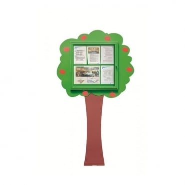 Tree Indoor / Outdoor School Fun Noticeboards